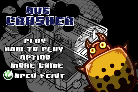 Screenshot Bug crasher