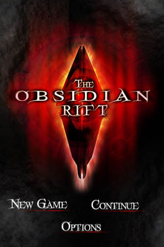 Screenshot Obsidian Rift