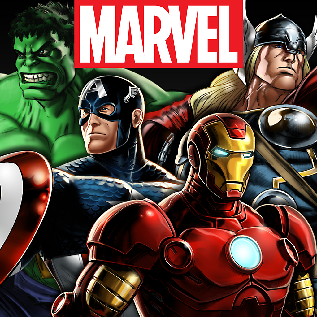 Avengers Alliance iOS