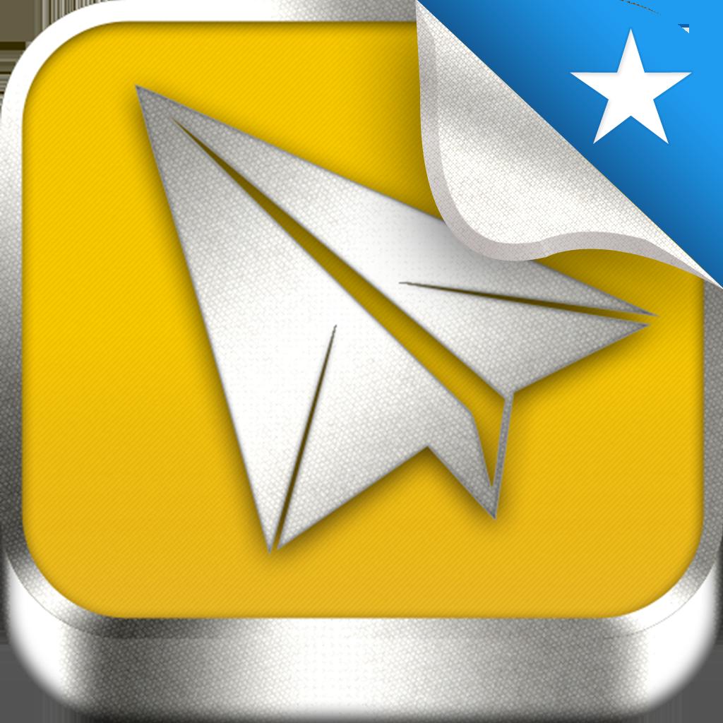 1TapSparrow - Iconos personalizados para la App Sparrow Mail